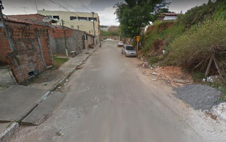 Não há informações sobre a autoria e motivação do crime - Foto: Reprodução   Google Street View