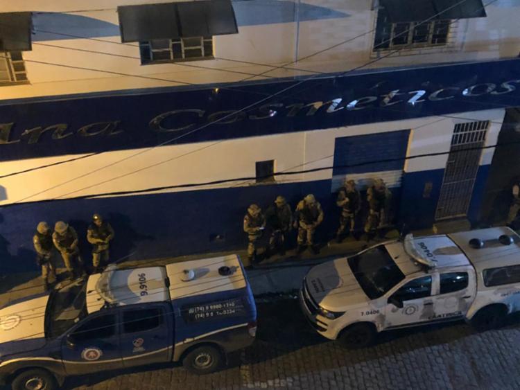 Mandados são cumpridos em seis municípios baianos - Foto: Divulgação   MP-BA