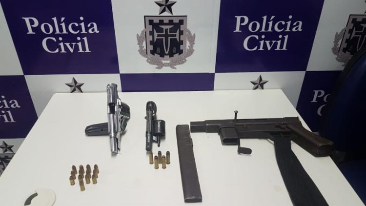 O caso foi registrado na 1ª Coordenadoria Regional do Interior - Foto: Divulgação   SSP-BA