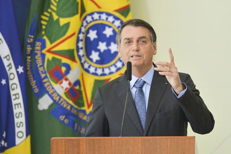 Texto assinado pelo presidente precisará ser aprovado no congresso - Foto: Marcelo Camargo l Agência Brasil
