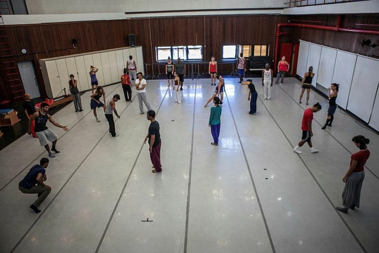 Dançarinos do BTCA irão ministrar as aulas - Foto: Maurício Serra | Divulgação