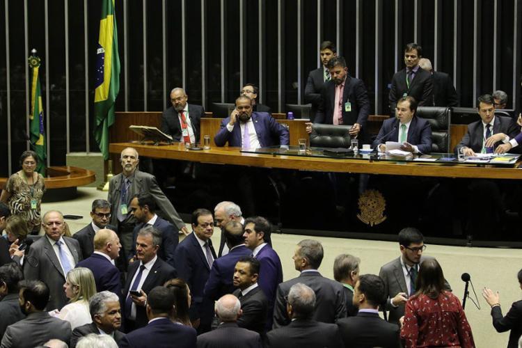 Medida é considerada uma reação da classe política às operações recentes contra corrupção, como a Lava Jato - Foto: Fabio Rodrigues Pozzebom l Agência Brasil