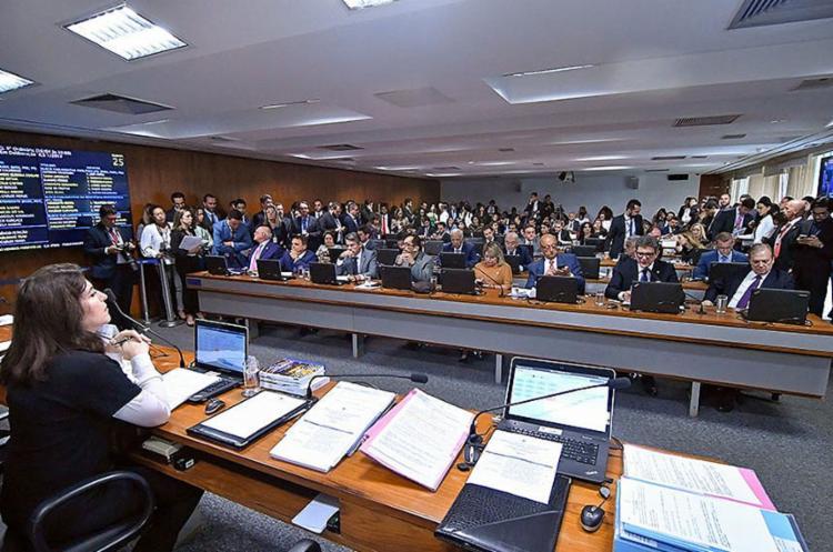 Projeto de lei segue para avaliação da Câmara - Foto: Divulgação