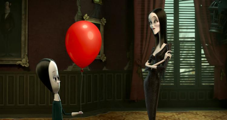 Família assustadora e divertida foi criada pelo cartunista Charles Addams em 1930 - Foto: Divulgação