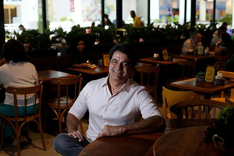 Cláudio espera vender até 30% mais no Azougue - Foto: Raul Spinassé l Ag. A TARDE