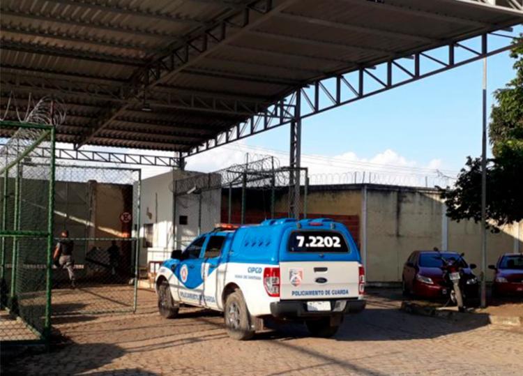 O Conjunto Penal possui cerca de 1.900 presos - Foto: Aldo Matos   Acorda Cidade
