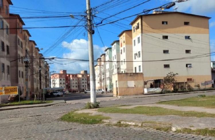 Crime ocorreu no condomínio Conceição Vile, conhecido como B12 - Foto: Ed Santos | Acorda Cidade