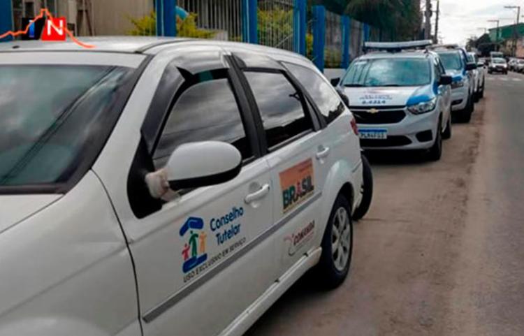 Conselho tutelar foi notificado e um boletim de ocorrência foi registrado - Foto: Reprodução | Itamaraju Notícias
