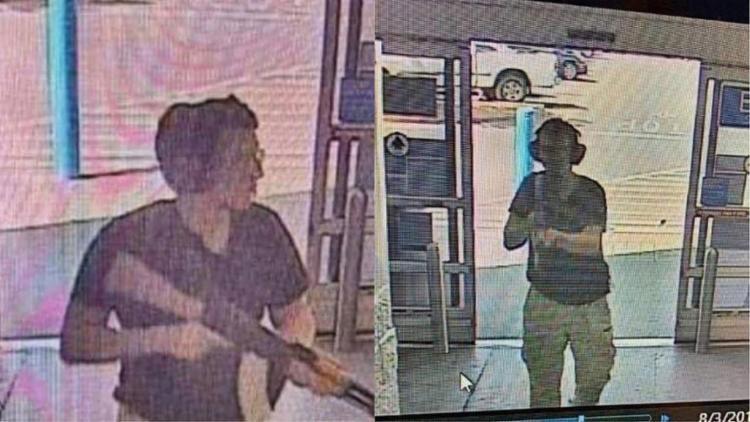 Crusius abriu fogo na manhã do último sábado em uma unidade da rede Walmart da cidade de El Paso, matou 22 pessoas e deixou 20 feridos - Foto: AFP