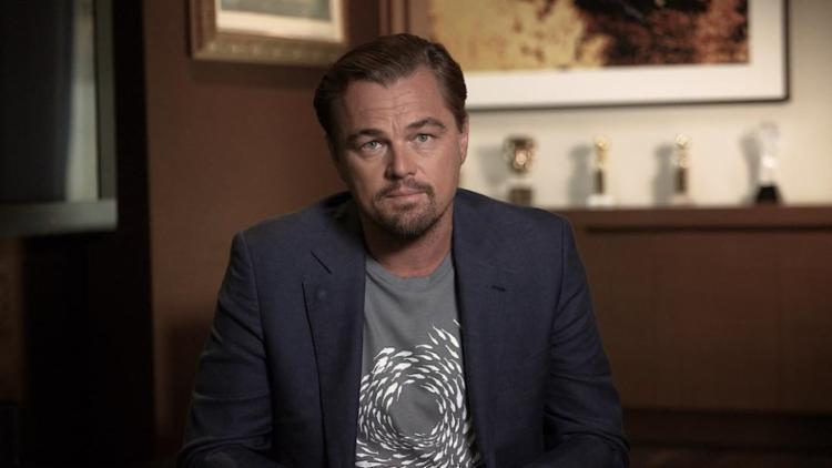 O ator Leonardo DiCaprio foi um dos famosos a criticar o desmatamento - Foto: Reprodução   Instagram