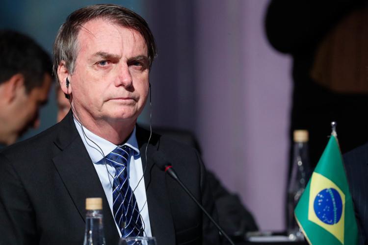 O presidente vai se reunir com ministros na tarde desta sexta para discutir a situação na região amazônica - Foto: Alan Santos | PR