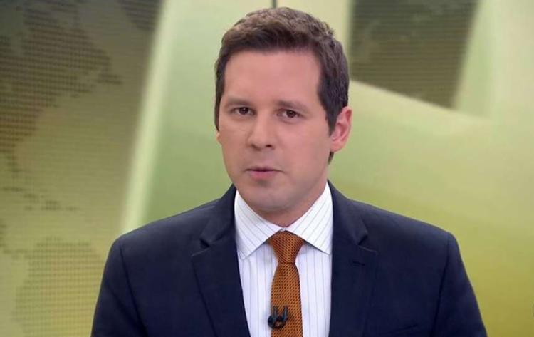 Dony De Nuccio apresentou o Jornal Hoje pela última vez na quarta-feira, 31 - Foto: Reprodução | TV Globo