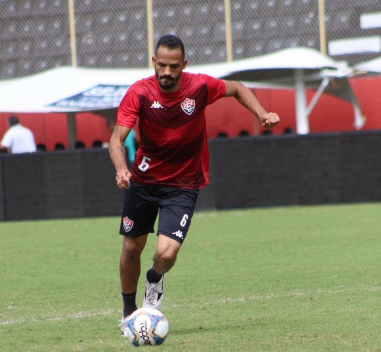 Anselmo Ramon já anotou quatro gols na Segundona - Foto: Divulgação   EC Vitória