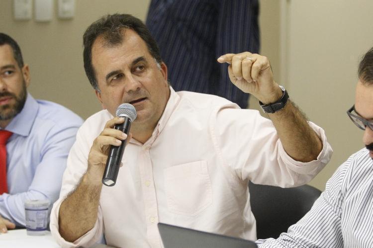 Segundo Fábio Mota, a postura conduzida pelos representantes da Arena desrespeitam a história do clube - Foto: Luciano Carcará | Ag. A TARDE