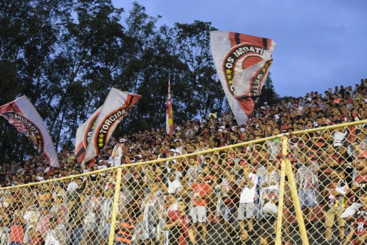 O duelo ocorre no sábado, 10, às 19h, no Barradão, pela 15ª rodada - Foto: Divulgação | EC Vitória