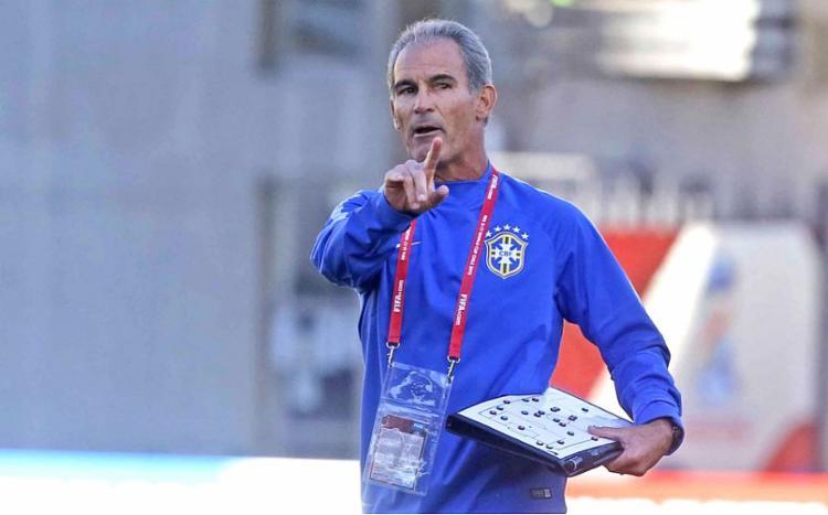 O último trabalho de Amadeu foi na base da Seleção Brasileira - Foto: Rafael Ribeiro | CBF