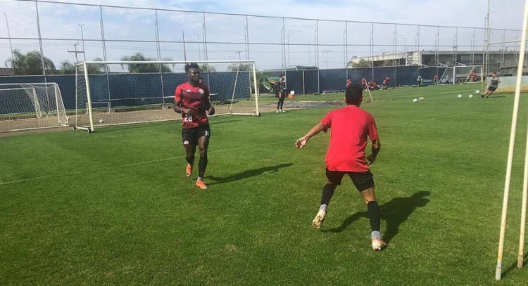 Atacante equatoriano pode estrear pelo Leão neste sábado - Foto: Divulgação   EC Vitória