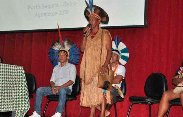 Atualmente, cerca de 6.765 estudantes indígenas estão matriculados na rede estadual de ensino - Foto: Uenderson Charmosinho | Secretaria da Educação