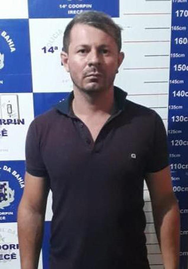 Edvan estava com a prisão decretada pela morte de Reinardeson Silva Dourado - Foto: Divulgação   Polícia Civil