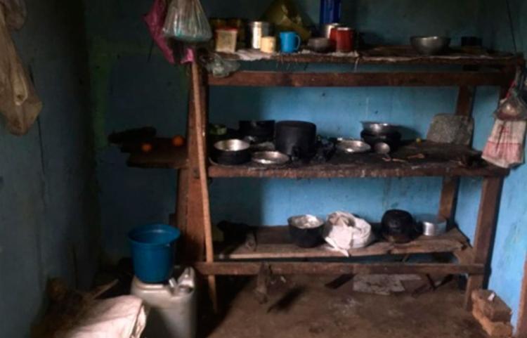 Alojamentos não possuíam água potável para beber ou cozinhar - Foto: Divulgação   Coetrae-BA