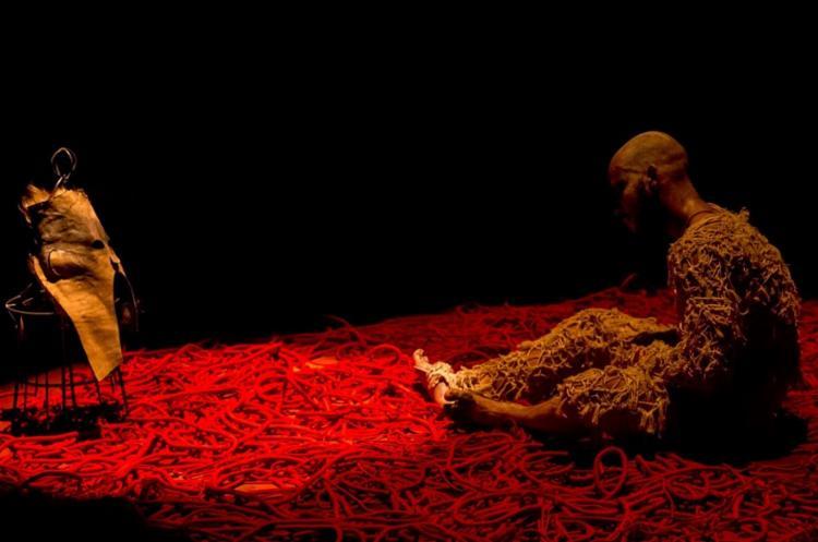 Montagem é inspirada em obras do escritor uruguaio Eduardo Galeano - Foto: Diney Araujo   Divulgação