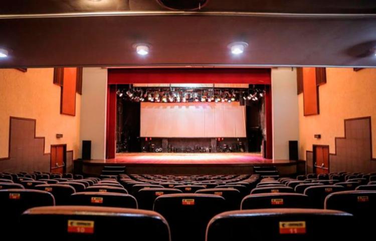 Exposição ficará disponível até 30 de setembro, no Teatro Jorge Amado - Foto: Reprodução   Facebook