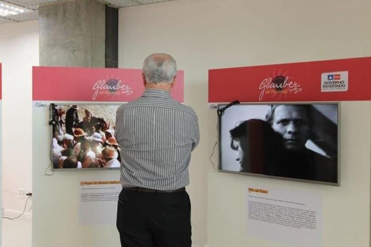 Exposição segue aberta até outubro no aeroporto Glauber Rocha - Foto: Elói Correia | GovBA