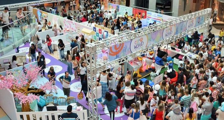 Cerca de 35 mil visitantes são esperados nos dezesseis dias de feira - Foto: Divulgação