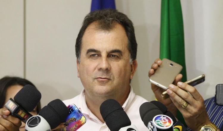 Fábio Mota usa exemplo dos EUA para defender limitação - Foto: Luciano Carcará l Ag. A TARDE l 22.5.18