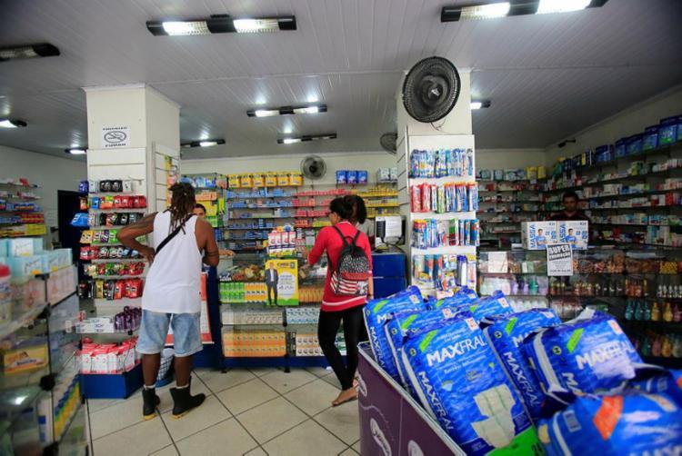 Lojas que se encontram em bairros são as que mais cresceram   Foto: Margarida Neide   Ag. A TARDE - Foto: Margarida Neide I Ag. A TARDE