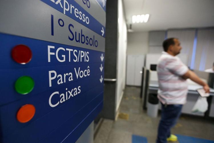Saque imediato deve potencializar consumo das famílias - Foto: Marcelo Camargo l Agência Brasil