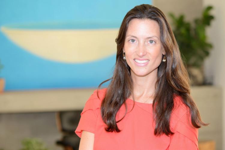 A pediatra Florência Fuks diz que estudos feitos em UTIs abordam o toque como estratégia de redução da dor - Foto: Divulgação