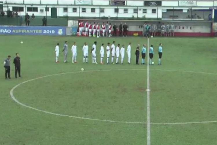 O time principal do Figueirense já havia perdido um jogo por W.O, para o Cuiabá, pela Série B - Foto: Reprodução   CBF TV
