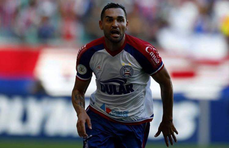 Até domingo, Gilberto vinha de uma sequência de 25 jogos com apenas 5 gols - Foto: Adilton Venegeroles l Ag. A TARDE l 4.8.2019