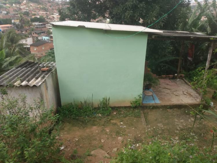 Crime aconteceu dentro da casa das vítimas - Foto: Nicolas Melo I Ag. A TARDE