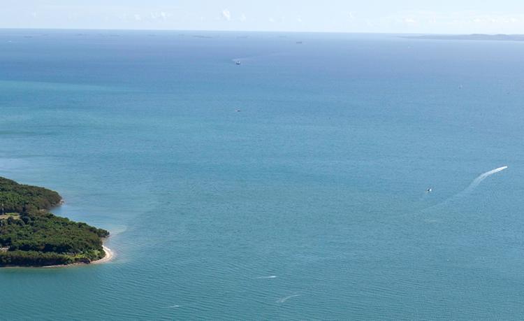 Pescador desapareceu na última segunda-feira - Foto: Divulgação