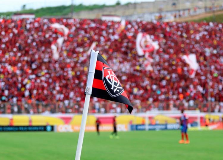 Ingresso do sub 20 dará direito ao torcedor para partida da equipe principal - Foto: Maurícia da Matta | EC Vitória