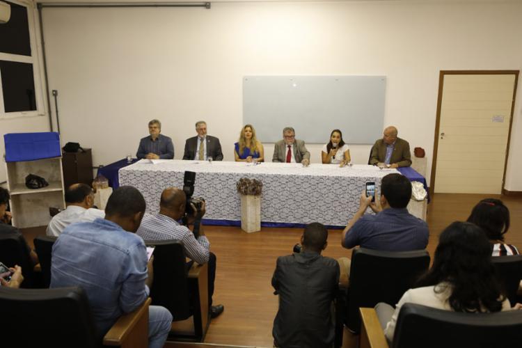 Espaço foi aberto na sexta-feira, 17, no Instituto de Geociências da Ufba - Foto: Joá Souza l Ag. A TARDE