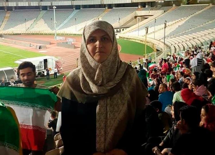 Mulheres assistirão a Irã e Camboja pelas Eliminatórias da Copa do Mundo de 2022 - Foto: Reprodução | Twitter