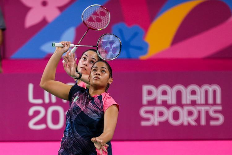 Jaqueline e Sâmia Lima estão na semifinal - Foto: Abelardo Mendes Jr   rededoesporte.gov.br