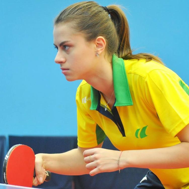 Bruna disputa pela primeira vez os Jogos Pan-Americanos - Foto: Reprodução I Facebook