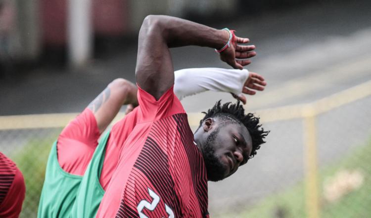 Jordy Caicedo tem mostrado poder de decisão e faro de gol - Foto: Letícia Martins l ECVitória