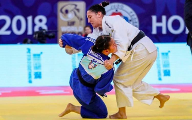 Mayra Aguiar vai em busca do tricampeonato mundial, inédito para o judô brasileiro - Foto: Divulgação