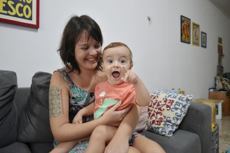 Laili diz que não há excesso de afeto quando são consideradas individualidades - Foto: Shirley Stolze l Ag. A TARDE