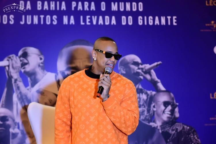 Léo informou que foi organizado uma estrutura especial para gravação do DVD - Foto: Divulgação   Éder Mota