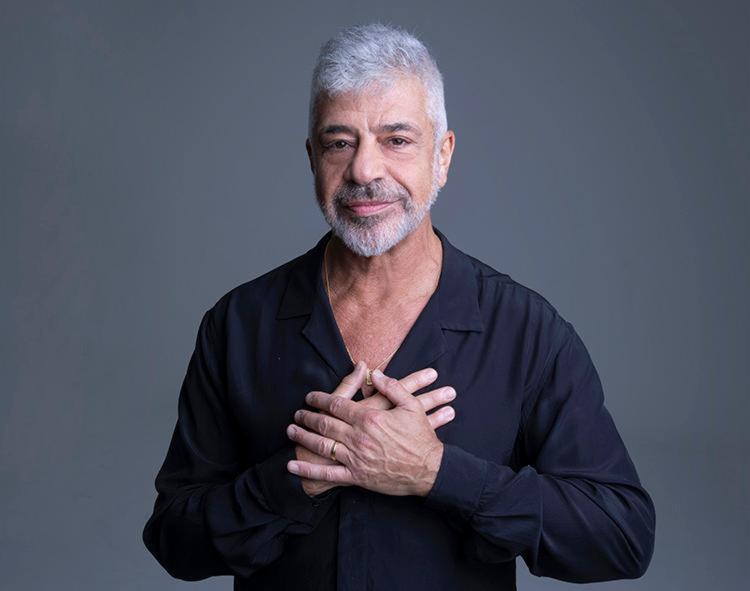 repertório vai ter as músicas novas e os sucessos de sua carreira - Foto: Leo Aversa I Divulgação