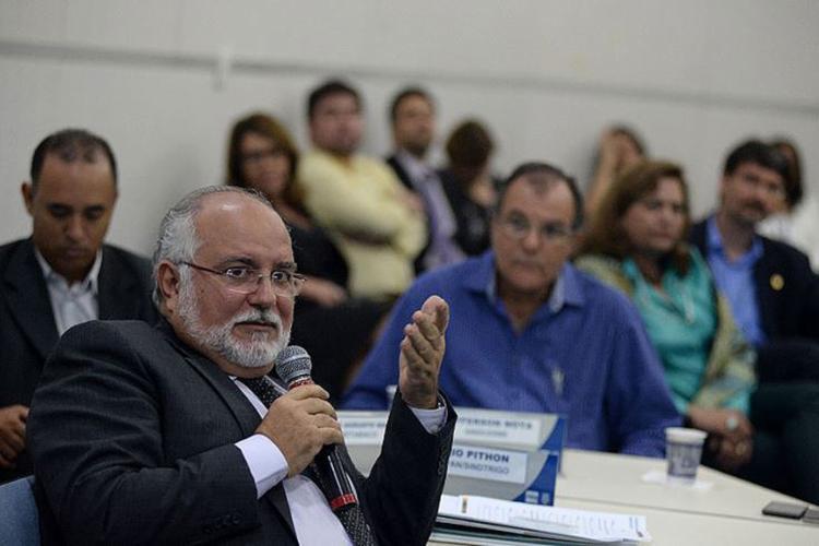 Ex-vice-presidente da Fieb, Mário Pithon questiona gestão atual quanto à administração de recursos do Sistema S - Foto: Angelo Pontes (Coperphoto-Fieb) l Divulgação l 26.5.2015