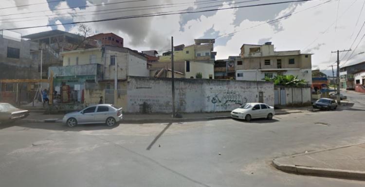 Manifestação ocorreu na rua Eurico da Costa Coutinho, em Mussurunga - Foto: Reprodução | Google Street View