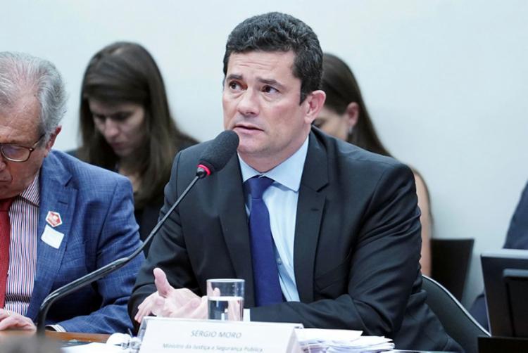 Entre as críticas mais apontadas pelo documento, estão a condenação após segunda instância - Foto: Pablo Valadares | Câmara dos Deputados