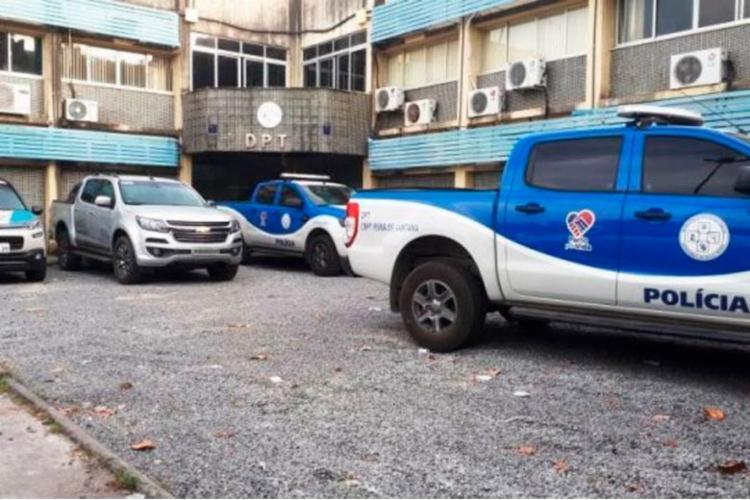 Corpo foi encaminhado para o Departamento de Polícia Técnica - Foto: Reprodução | Acorda Cidade